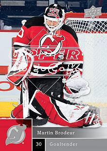 2009-10 Upper Deck #50 Martin Brodeur