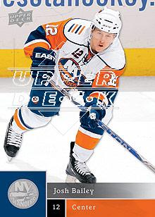 2009-10 Upper Deck #56 Josh Bailey
