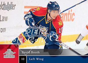 2009-10 Upper Deck #70 David Booth