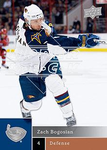 2009-10 Upper Deck #76 Zach Bogosian
