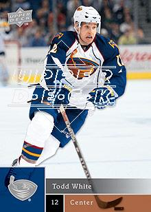 2009-10 Upper Deck #78 Todd White