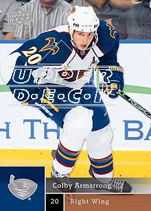 2009-10 Upper Deck #80 Colby Armstrong