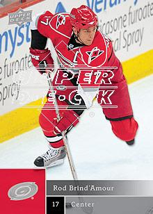 2009-10 Upper Deck #81 Rod Brind`Amour