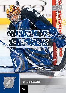 2009-10 Upper Deck #88 Mike Smith