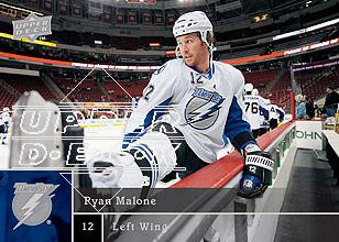 2009-10 Upper Deck #91 Ryan Malone