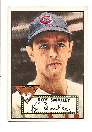 1952 Topps #173 Roy Smalley