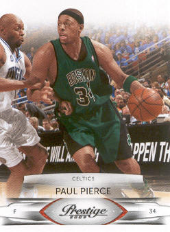 2009-10 Prestige #6 Paul Pierce