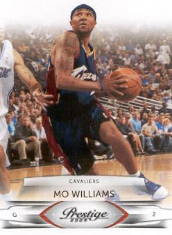 2009-10 Prestige #17 Mo Williams