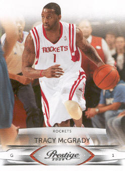 2009-10 Prestige #35 Tracy McGrady