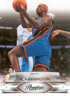 2009-10 Prestige #69 Al Harrington