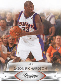 2009-10 Prestige #87 Jason Richardson