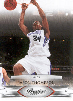 2009-10 Prestige #93 Jason Thompson