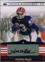 2008 Donruss Playoff Silver Signatures #AR Andre Reed/160*