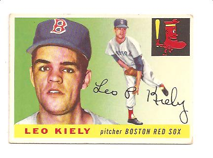 1955 Topps #36 Leo Kiely