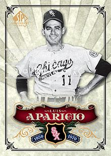 2006 SP Legendary Cuts #57 Luis Aparicio