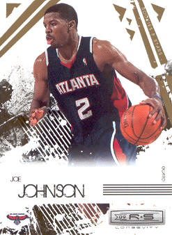 2009-10 Rookies and Stars Longevity #2 Joe Johnson