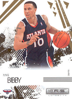 2009-10 Rookies and Stars Longevity #3 Mike Bibby