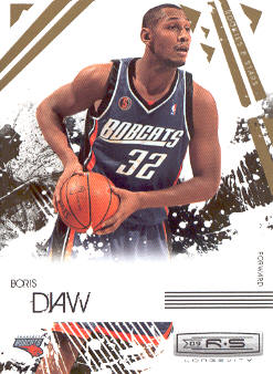 2009-10 Rookies and Stars Longevity #9 Boris Diaw