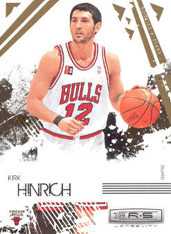 2009-10 Rookies and Stars Longevity #13 Kirk Hinrich