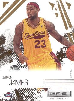 2009-10 Rookies and Stars Longevity #14 LeBron James