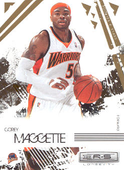 2009-10 Rookies and Stars Longevity #29 Corey Maggette