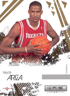 2009-10 Rookies and Stars Longevity #33 Trevor Ariza