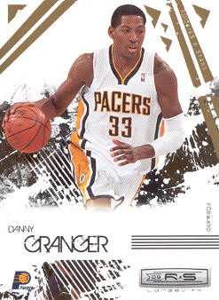 2009-10 Rookies and Stars Longevity #34 Danny Granger
