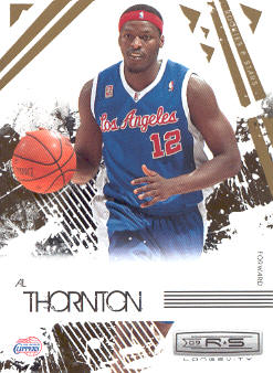 2009-10 Rookies and Stars Longevity #37 Al Thornton