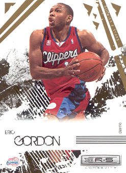 2009-10 Rookies and Stars Longevity #38 Eric Gordon