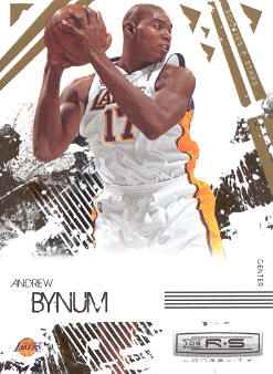 2009-10 Rookies and Stars Longevity #42 Andrew Bynum