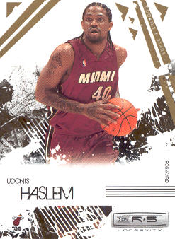 2009-10 Rookies and Stars Longevity #50 Udonis Haslem