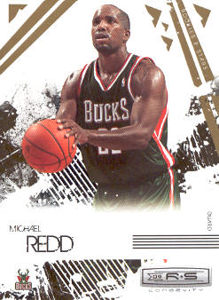 2009-10 Rookies and Stars Longevity #51 Michael Redd