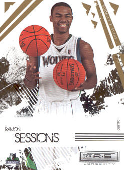 2009-10 Rookies and Stars Longevity #52 Ramon Sessions