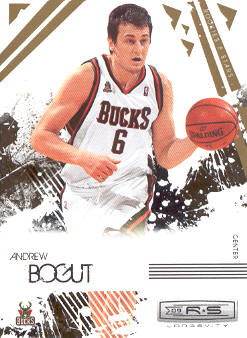 2009-10 Rookies and Stars Longevity #53 Andrew Bogut