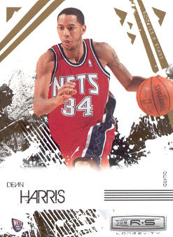 2009-10 Rookies and Stars Longevity #57 Devin Harris