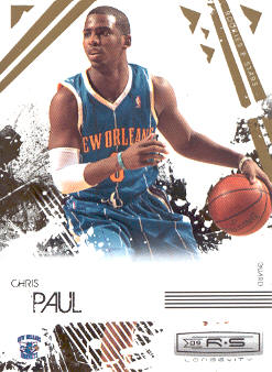 2009-10 Rookies and Stars Longevity #60 Chris Paul
