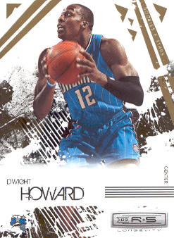 2009-10 Rookies and Stars Longevity #69 Dwight Howard
