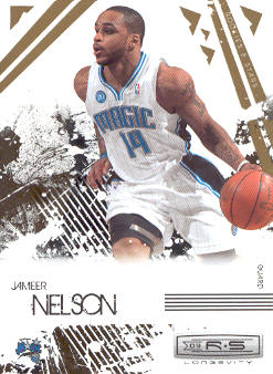 2009-10 Rookies and Stars Longevity #71 Jameer Nelson