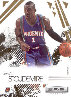 2009-10 Rookies and Stars Longevity #76 Amare Stoudemire