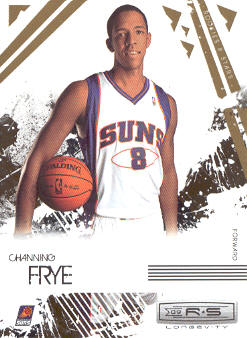 2009-10 Rookies and Stars Longevity #79 Channing Frye