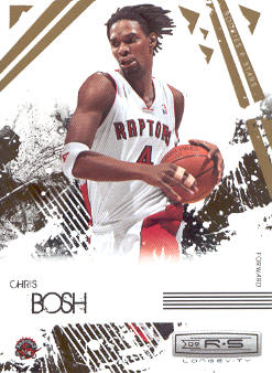 2009-10 Rookies and Stars Longevity #90 Chris Bosh