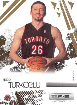 2009-10 Rookies and Stars Longevity #91 Hedo Turkoglu