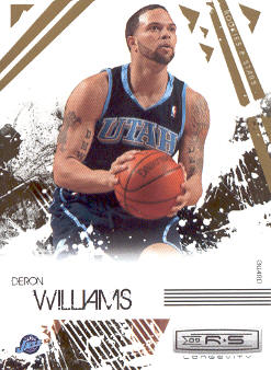 2009-10 Rookies and Stars Longevity #93 Deron Williams