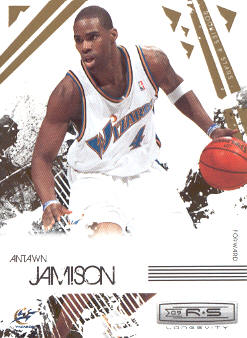2009-10 Rookies and Stars Longevity #97 Antawn Jamison