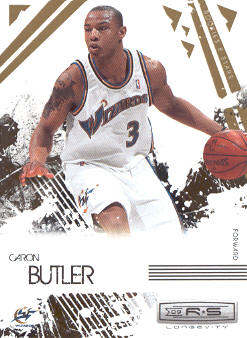 2009-10 Rookies and Stars Longevity #99 Caron Butler