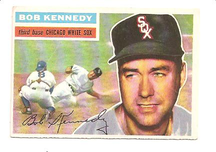 1956 Topps #38 Bob Kennedy
