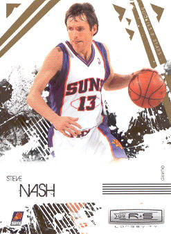 2009-10 Rookies and Stars Longevity #77 Steve Nash