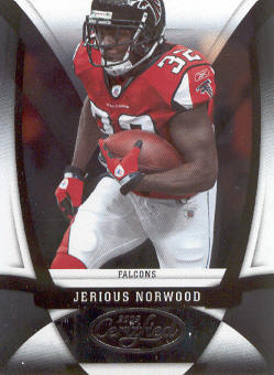 2009 Certified #6 Jerious Norwood