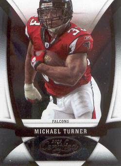 2009 Certified #8 Michael Turner