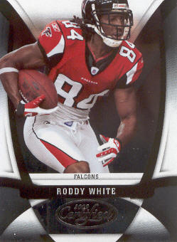 2009 Certified #9 Roddy White